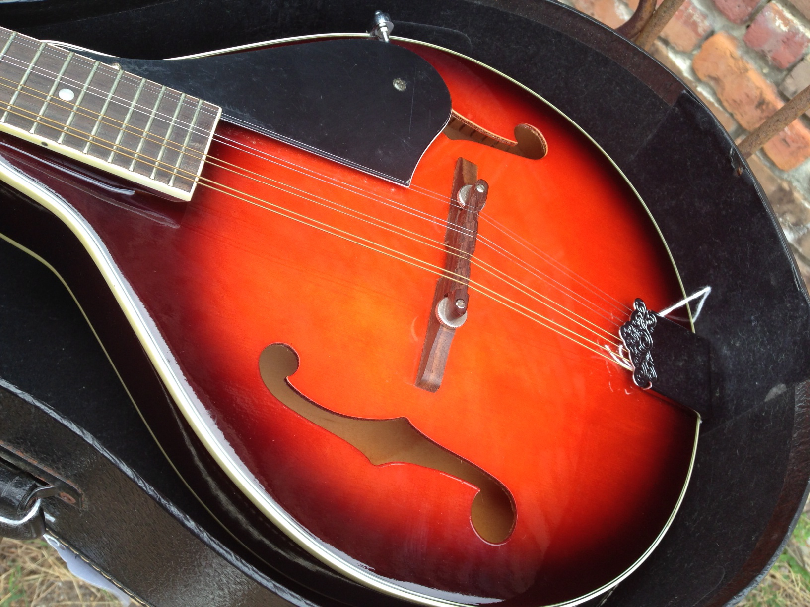 Dixon Mandolin Vintage Korean Made